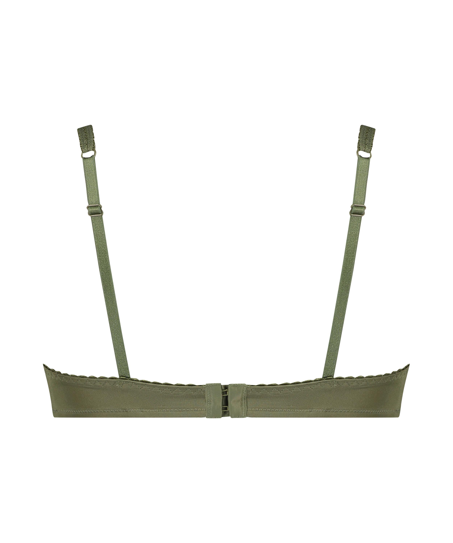 Vorgeformter Bügel-BH Marion, grün, main