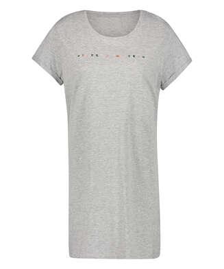 Nachthemd Siesta, Grau