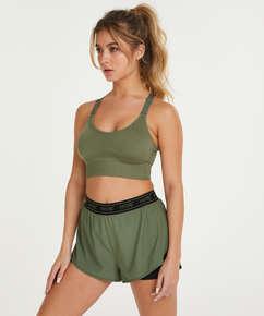 HKMX Sport-Shorts, grün