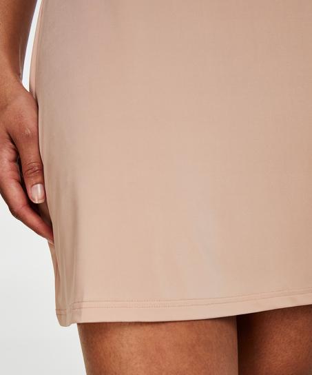Straffendes Unterkleid - Level 1, Beige