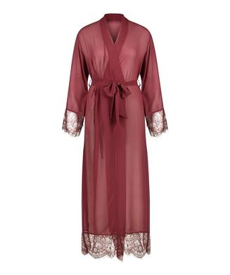 Kimono Chiffon Rebecca Mir, Rot