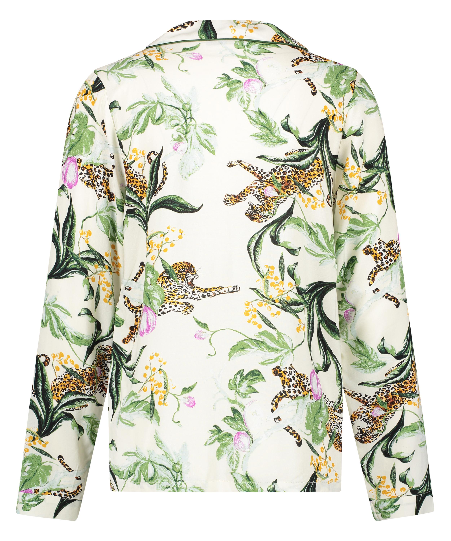 Pyjamatop langärmelig Dragonfly, Rose, main