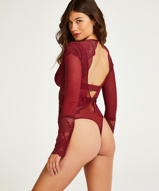 Body Lana Rebecca Mir, Rot, main