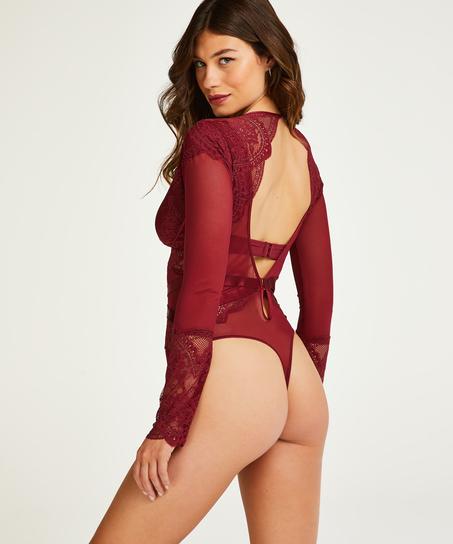 Body Lana Rebecca Mir, Rot