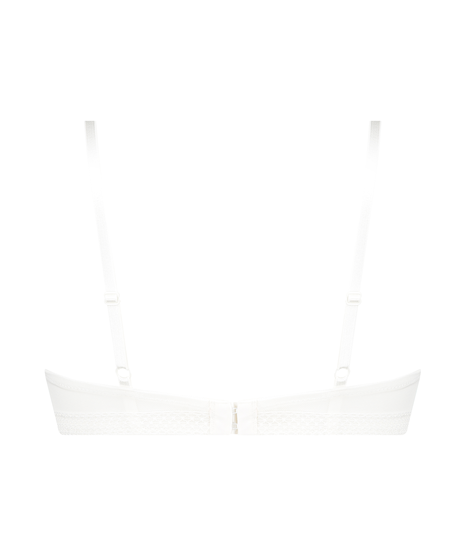 Vorgeformter Maximizer-Bügel-BH Bessie, Weiß, main