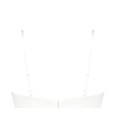 Vorgeformter Maximizer-Bügel-BH Bessie, Weiß