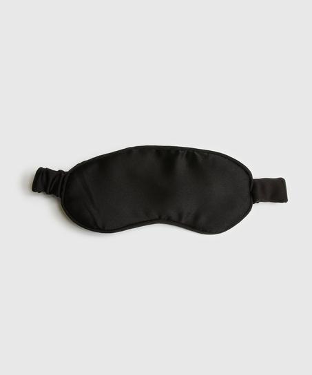 Schlafmaske, Schwarz