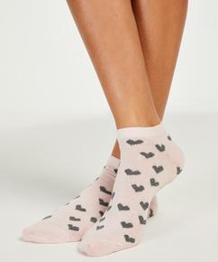 2 Paar Socken, Grau