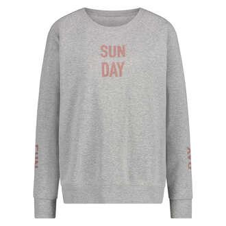 Sweater Seat Funda, Grau
