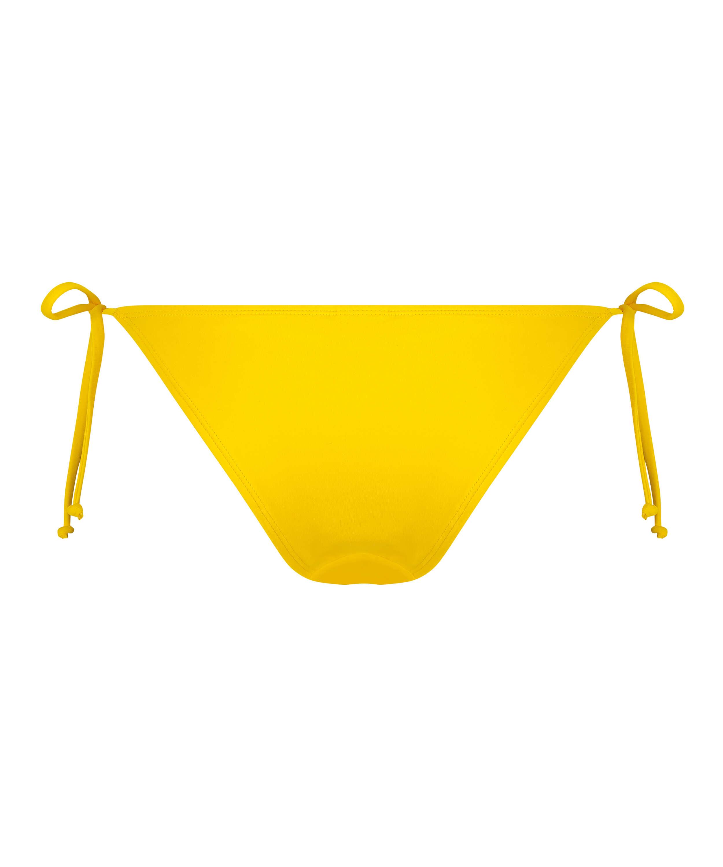 Brazilian Tanga Bikinihose Napa, Gelb, main