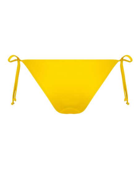 Brazilian Tanga Bikinihose Napa, Gelb