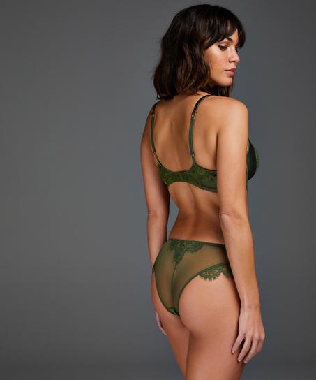 Vorgeformter Bügel-BH Hannako, grün