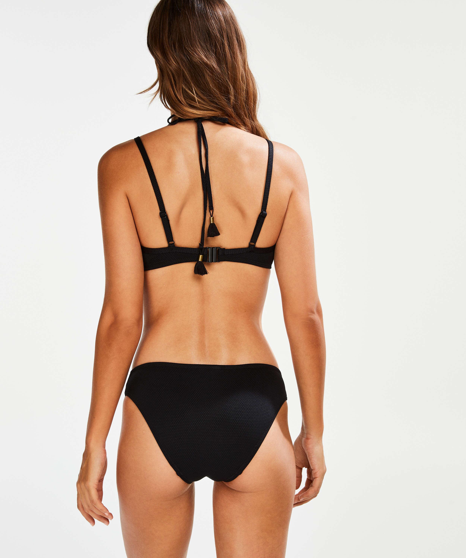 Butterfly-Rio-Bikinislip, Schwarz, main