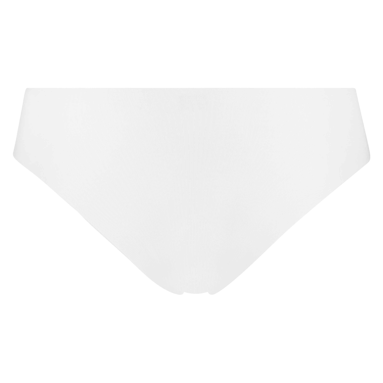 Invisible Brazilian aus Baumwolle, Weiß, main