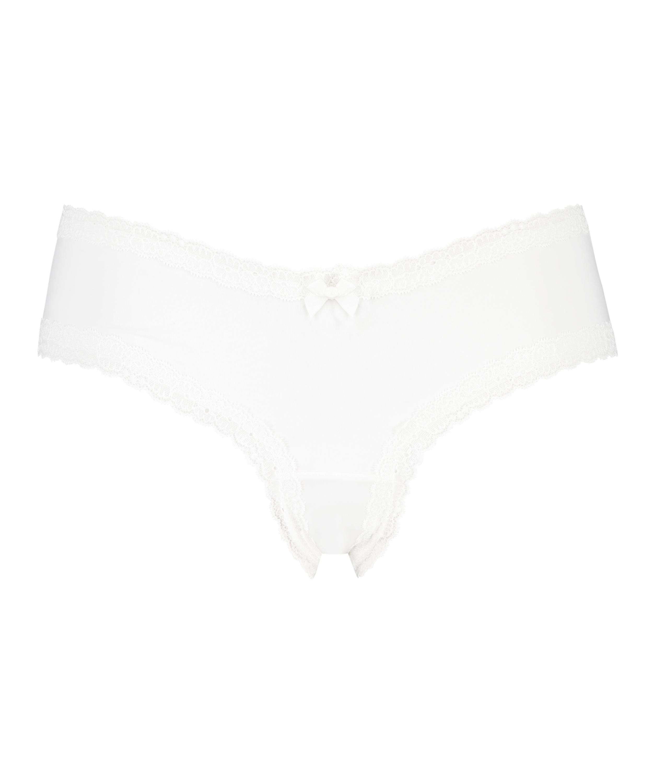 Brazilian in V-Form London, Weiß, main