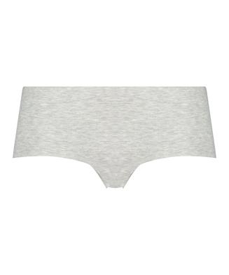 Invisible Boxer aus Baumwolle, Grau