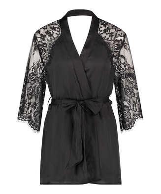 Kimono Jennifer, Schwarz