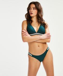 Rio Bikini-Slip Pinewood, grün