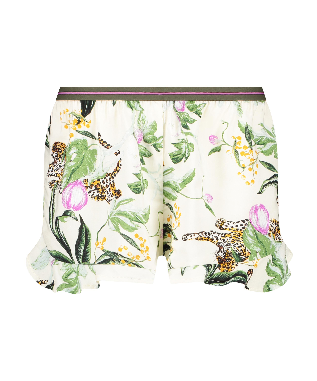 Pyjama-Shorts, Rose, main