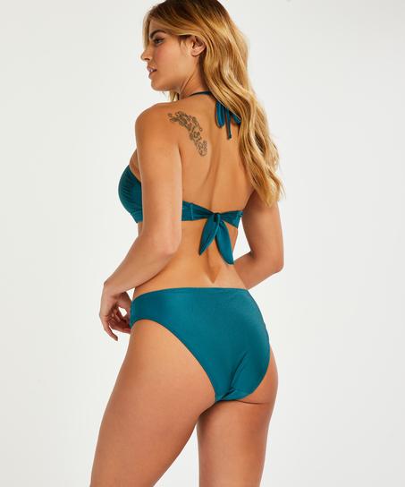 Rio Bikinislip Makramee Brokopondo I AM Danielle, Grau