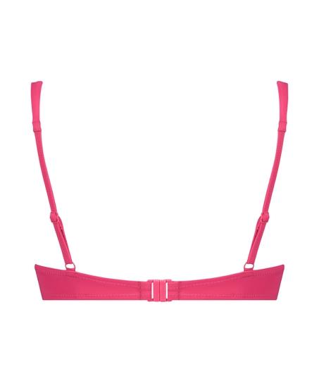 Push-up Bikini-Oberteil Luxe Cup A - E, Rose