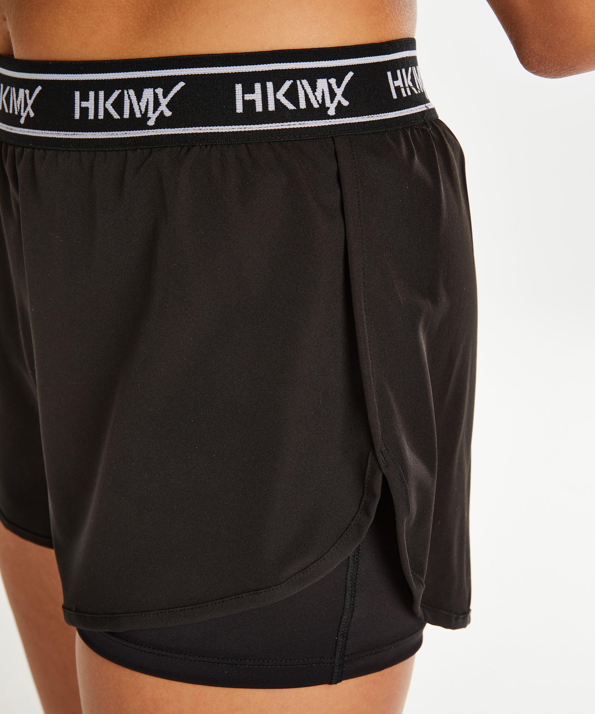 HKMX Sport-Shorts, Schwarz, main