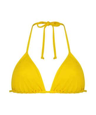 Triangle-Bikini-Top Napa, Gelb