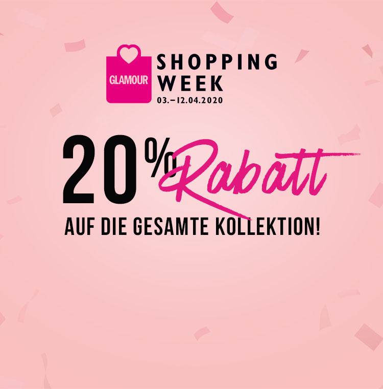 Glamour Shopping Week Online